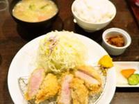 京都市 初ヒレカツカツ♪ 熟豚 - 転勤日記