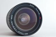 RMC Tokina 28-70mm F3.5-4.5 - カメラおばちゃん今日もゆく~