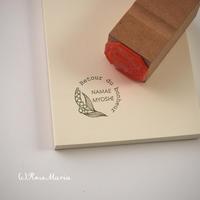人気のスズランスタンプ - RoseMariaのスタンプとポスターブログ