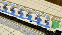 [鉄道模型/KATO]24系 寝台特急 日本海 をメイクアップする(9)オハネフ24-21 - 新・日々の雑感