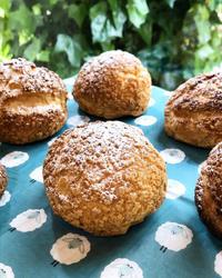 クッキーシュークリーム - 調布の小さな手作りお菓子教室 アトリエタルトタタン