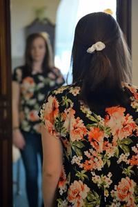 鏡を使って視野に訴える英会話練習 - Language study changes your life. -外国語学習であなたの人生を豊かに!-