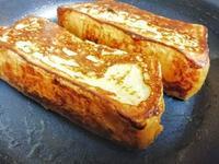 しみしみのフレンチトーストテイスティー♡ - 菓子と珈琲 ラランスルール 店主の日記。