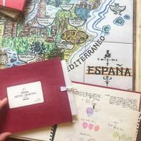 【スペイン滞在してたとき日記】 - スペインタイルYumi   design&create