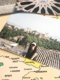 スペインに滞在してた日記 - スペインタイルYumi   design&create