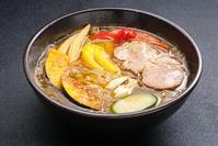 スープカレーラーメン - 釧路のラーメン店より