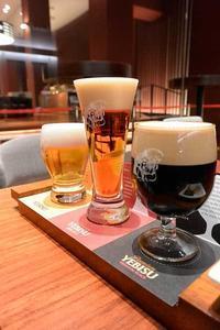 【(東京グルメ)恵比寿「ヱビスビール記念館」で「ヱビスビール」飲み比べ!!】 - takezo@純米狂 山梨酒場と日本酒の酔ゐどれ日記