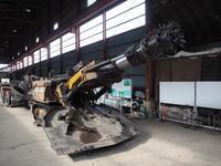 2020.04.02 旧住友赤平炭鉱自走枠工場 - ジムニーとハイゼット(ピカソ、カプチーノ、A4とスカルペル)で旅に出よう