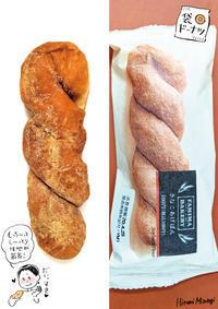【コンビニドーナツ】ファミリーマート「きなこあげぱん」【ホントに最高!】 - 溝呂木一美の仕事と趣味とドーナツ
