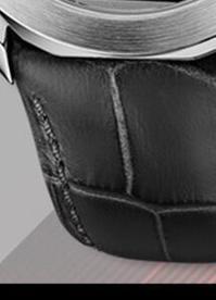 新しい時計TOKEIKOPI72には、耐摩耗性に優れたブラックDLCステンレスケース(41 mm) - ロマンチックな気持ちを追求