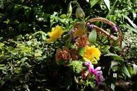 バスケットに🌼🌿🌱 - Bouquets_ryoko