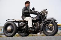 土井 健司 & Harley-Davidson Servi-car(2019.11.24/TOKONAME) - 君はバイクに乗るだろう