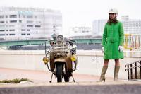 孕石 晶子 & Innocenti Lambretta  Golden Special(2020.01.26/TOKYO) - 君はバイクに乗るだろう