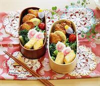 チキンカツのっけてのり弁当とあんこ作り♪ - ☆Happy time☆