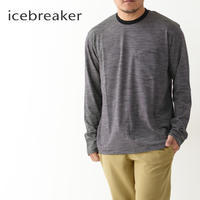 ICE BREAKER [アイスブレーカー] LUXE LITE LS POCKET CREWE STRIPE [IT11874] ・長袖・クルーネックMEN'S - refalt blog