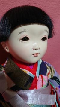 10号の新人さん♪ - 市松人形師~只今修業中