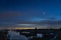 黄昏時 - デジタルで見ていた風景
