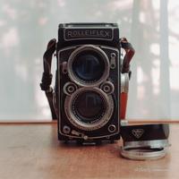 Rolleiflex 2.8B - BobのCamera