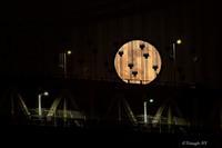 """Third Super Flower Moon 2020 as a """"Three in a row Super Moon 2020"""" - Triangle NY"""