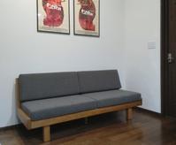 山桜のソファ - woodworks 季の木  日々を愉しむ無垢の家具と小物