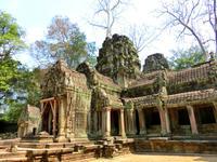 【カンボジア2020_11】アンコールワット スモールサーキット - 海外旅行はきらいでした
