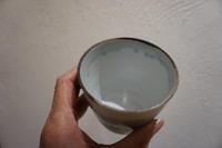 田中信彦さんの色のうつわカップ - うつわ楓店主たより