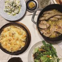 シュラハトプラット(ザワークラウトと豚の煮込み) - 鴨志田農園のおいしい毎日