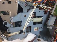 CT-970カセットホルダーダンパー修理1 - 趣味のオーディオ(作成中)