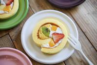ファミマのロールケーキはKIHACHIの監修です! - きれいの瞬間~写真で伝えるstory~