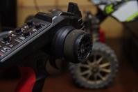 【INFERNO】プロポ修理・タイヤ磨き - だいちゃんガレージ