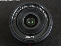 Panasonic LUMIX G 14mm / F2.5 ASPH.を購入 - 四季彩の部屋Ⅱ