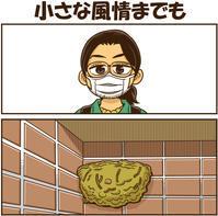 【新型コロナ】小さな風情までも - 戯画漫録