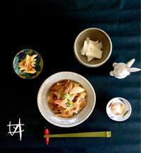豚丼 - Rabimanitua ーHo Takanogawa