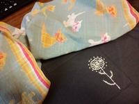 縫い物とモルドバのジャム - ないものを あるもので