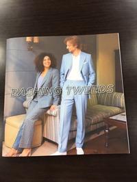 Dashing Tweeds 2020SS - Milestoneのブログ