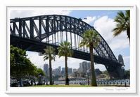 橋のある街 **Sydney** - Always Together!