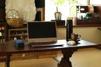 我が家の在宅勤務とオンラインワークの様子... - キラキラのある日々