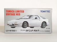 トミーテック・LV-N192c マツダ サバンナRX-7 アンフィニ (白) - 燃やせないごみ研究所