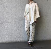 『CLANE』Flower Pants ! - 山梨県・甲府市 ファッションセレクトショップ OBLIGE womens【オブリージュ】