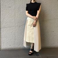 『CLANE』サイドプリーツスカート! - 山梨県・甲府市 ファッションセレクトショップ OBLIGE womens【オブリージュ】