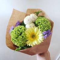 お花いっぱいの誕生日♪ - kedi*kedi