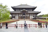 祈りだいぶつさま…@ 大仏殿 - 東大寺が大好き