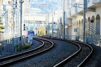 Goodbye 長崎駅8 沿線を歩いてみる - Photograph & My Super CUB110 【しゃしんとスクーター】