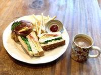 フライパン一本でお家カフェ。 - ガルルさんのCOSTCOガルル食堂