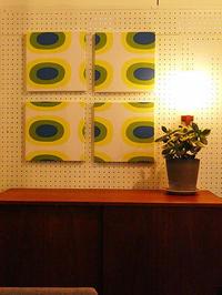 """marimekko"" vintage fabric panel - hails blog"