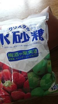 テキーラ梅酒 - Tea's  room  あっと Japan