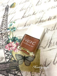 ほんのり甘いコーヒーの香り・NAILS INCさんのマニキュア - 趣味とお出かけの日記