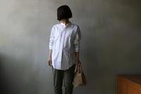 第4794回女性にも格好良いシャツ。 - NEEDLE&THREAD Meji/NO.3