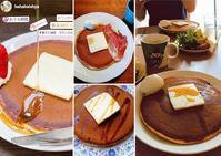 それぞれのお皿にのったララホット♡ - 菓子と珈琲 ラランスルール 店主の日記。