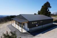 Vin de la bocchi farm & wineryワイナリー建設工事(建築工事) - NAGASAKAGUMI-blog